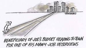 joe and his budget blues